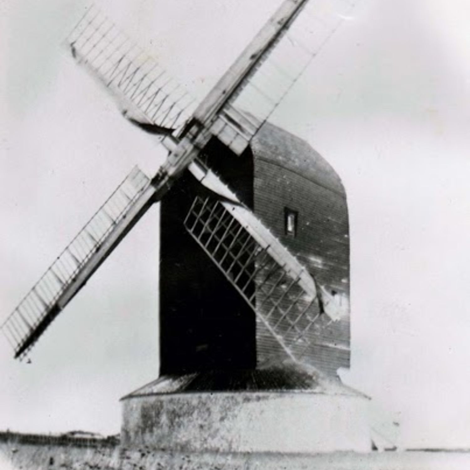 Broadwater Windmill was adjacent to todays 17th tee on the lower course
