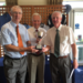 <The Harry Boiling Cup - 1st place for Michael Carroll and Steve Wise